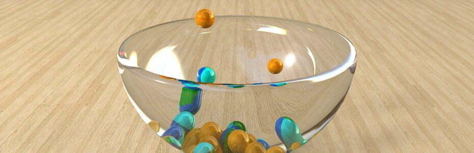 Glassperlen