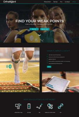 Orthelligent find your weak points